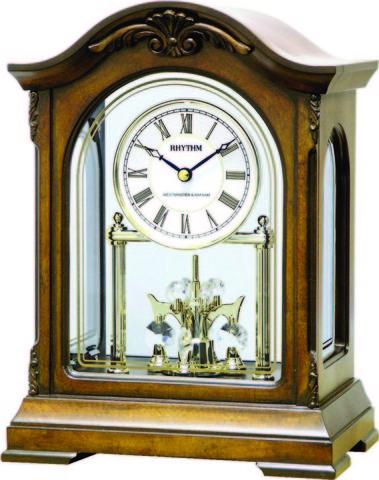 Настольные часы Rhythm CRH124NR06