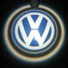 Проекторы в двери Volkswagen