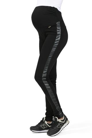 Леггинсы 07990 черный