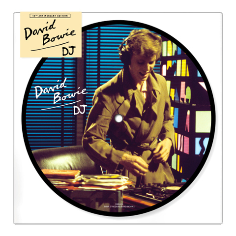 David Bowie / DJ (40th Anniversary)(Picture Disc)(7