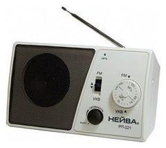 Радиоприемник Нейва РП-221