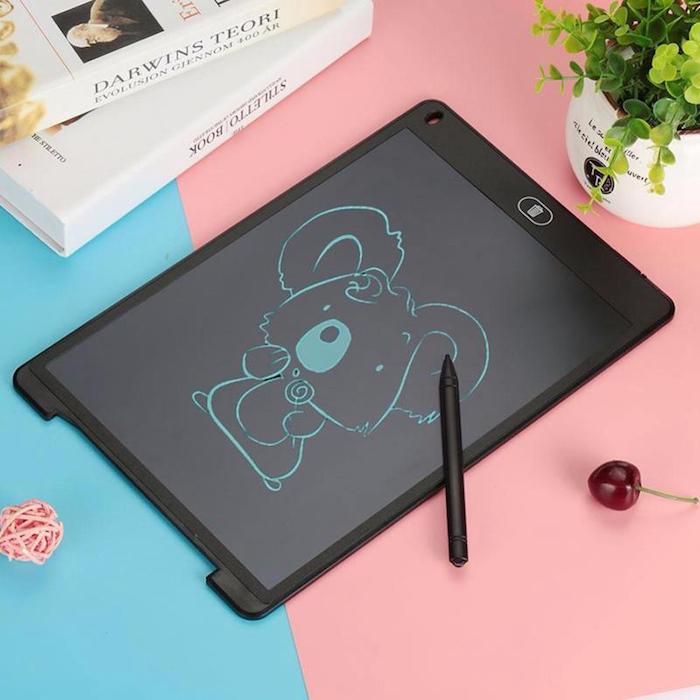 Товары для детей Планшет для рисования и заметок LCD Writing Tablet 12 дюймов planshet.jpg