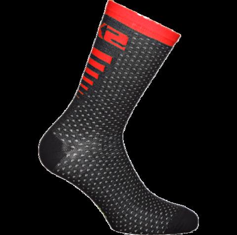 Sixs, Теплые термо-носки с мериносом ARROW, красный