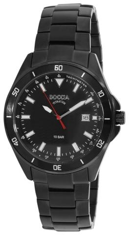 Купить Мужские наручные часы Boccia Titanium 3577-03 по доступной цене