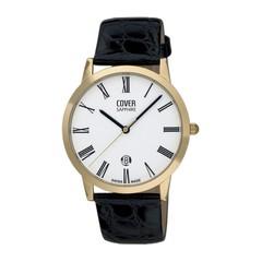 Мужские наручные швейцарские часы Cover Co123.PL22LBK