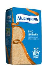 """Рис """"Мистраль"""" янтарь 0,9кг"""