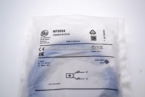 Индуктивный датчик NAMUR NF5004