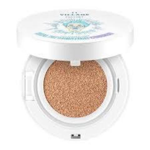 VILLAGE 11 FACTORY Real Fit Moisture Cushion SPF50+ PA+++ кушон