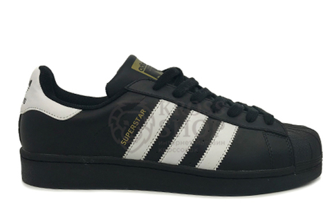 Adidas Men's SuperStar Black/White