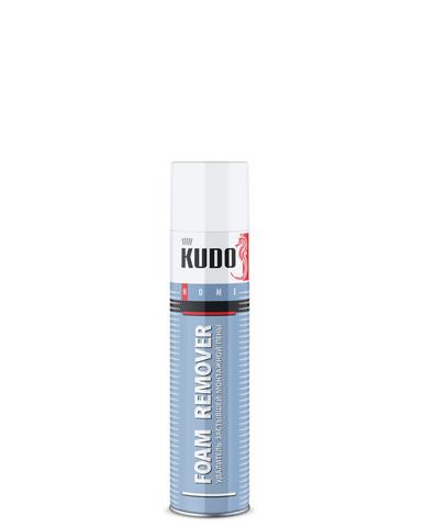 Очиститель застывшей пены 210мл Kudo