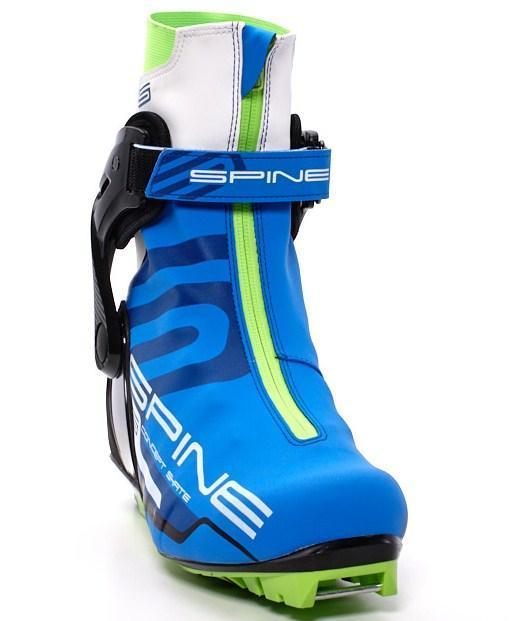 29177b39 Ботинки лыжные SPINE CONCEPT SKATE SNS 496M синий