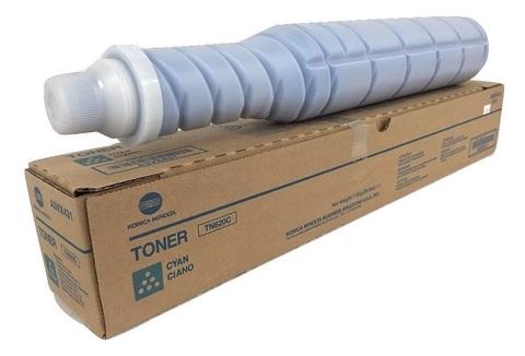 Тонер голубой Konica Minolta TN-620C для bizhub PRO C2060L A3VX454