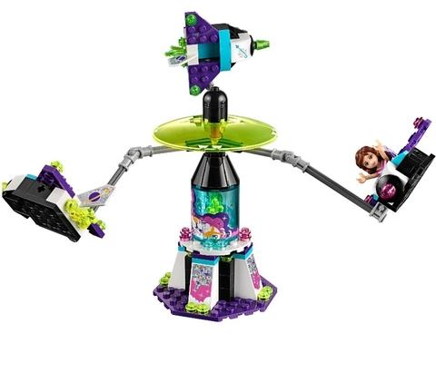 LEGO Friends: Парк развлечений: Космическое путешествие 41128 — Amusement Park Space Ride — Лего Френдз Подружки Друзья