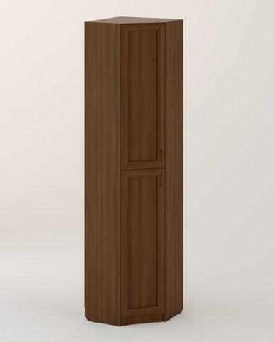 Шкаф АНДРИЯ-14 мини орех темный