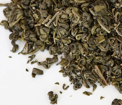 Зеленый чай «Изумрудные Спирали Весны» из Банна (Би Ло Чунь, 50 гр)
