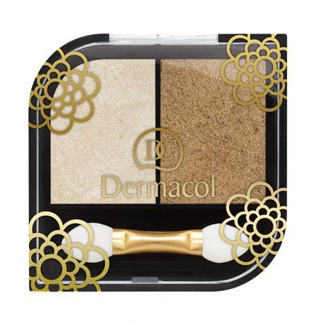 Dermacol Duo Eyeshadow Тени для век №1