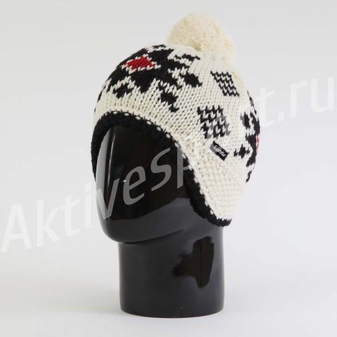 шапка с ушами Eisbar korda