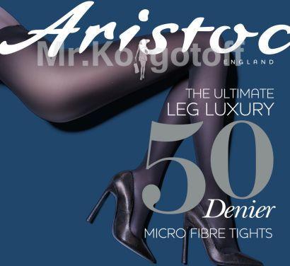 Колготки Aristoc Ultimate Leg Luxury 50 (ASK9)
