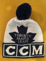 Шапка CCM NHL Toronto Maple Leafs