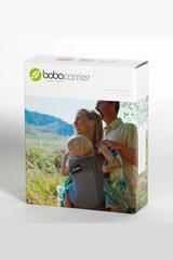 Эрго-рюкзак Boba Carrier расцветка Pine Organic