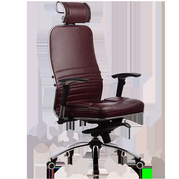 Кресло Samurai-kl-3-бордо