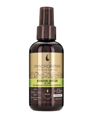 Уход масло-спрей увлажняющий, Macadamia, 125мл