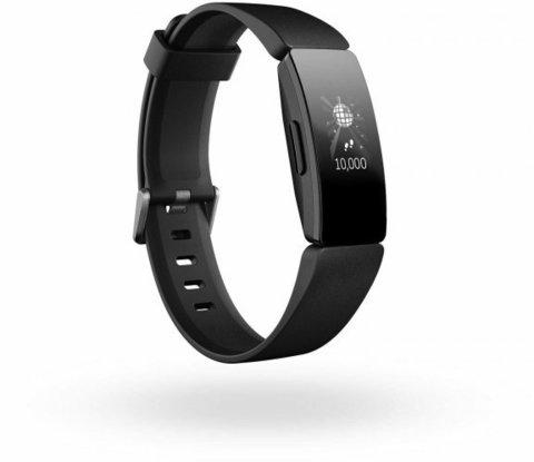 Браслет Fitbit Inspire HR , Black