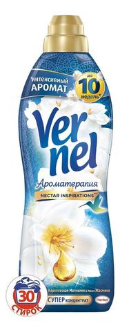 "Кондиционер для белья ""Vernel"" Магнолия и Жасмин 910мл"