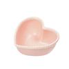Блюдце Heart Pink
