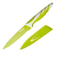 Нож кухонный универсальный 12.5см Ibili Easycook зеленый