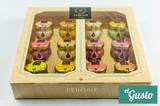 Подарочный набор меда-суфле Peroni «Коллекция 12 вкусов Premium»