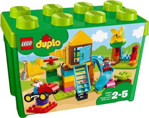 DUPLO My First Большая игровая площадка 10864
