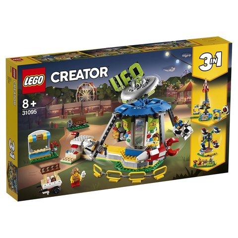 LEGO Creator: Ярмарочная карусель 31095 — Fairground Carousel — Лего Креатор Создатель