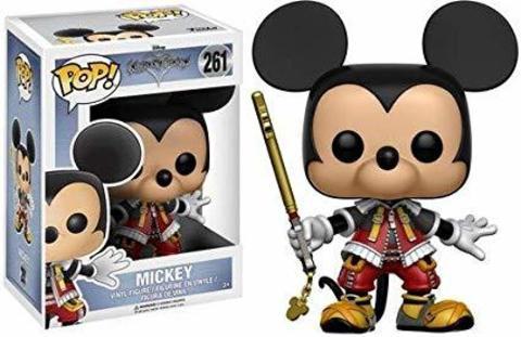 Mickey Mouse (Kingdom Hearts) Funko Pop! Vinyl Figure || Микки Маус (с ключом)