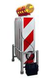 Контейнер транспортировочный для системы сигнальных фонарей Каскад