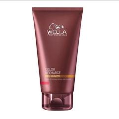 WELLA color recharge бальзам для освежения цвета холодных коричневых оттенков 200мл.