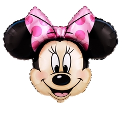 А 35 Минни Маус Голова / Minnie Mouse Head P38 / 1 шт /