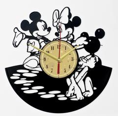 Микки Маус Часы из Пластинки