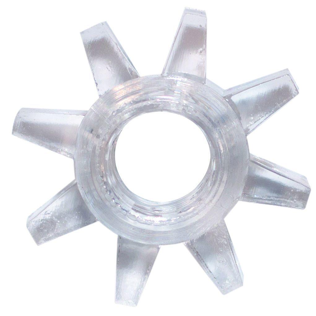Эрекционные кольца: Прозрачное эрекционное кольцо Rings Cogweel