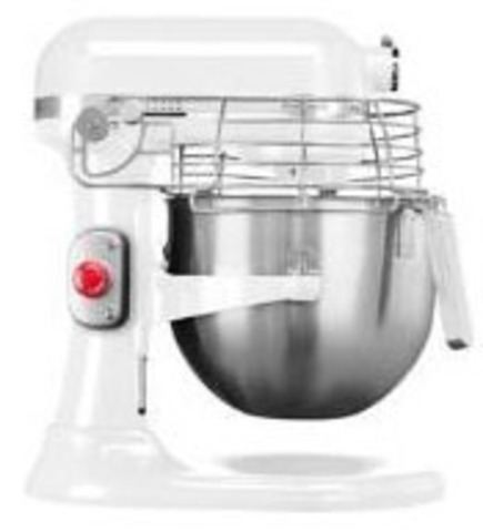 фото 1 Миксер KitchenAid Professional 5KSM7990XEWH на profcook.ru