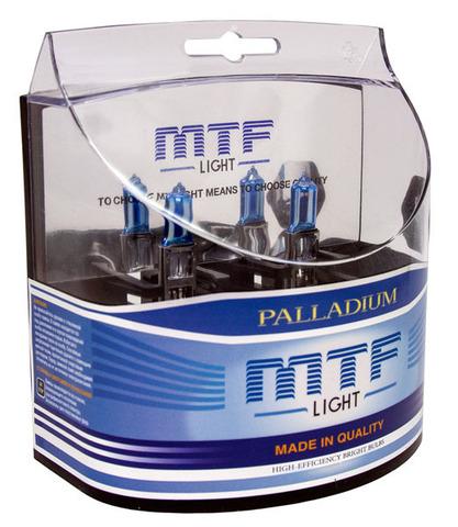 Галогенные лампы MTF Light PALLADIUM H9 65W