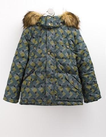 КТ176 Куртка для мальчика зимняя