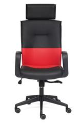 Кресло Модерн (MODERN)-1 — черный/красный (ОН1020)