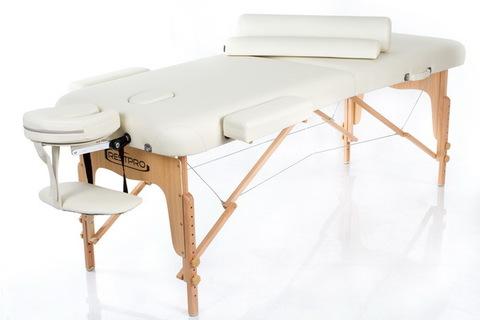 Массажный стол RESTPRO VIP 2 Cream