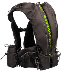 Беговой Рюкзак PowerUp Mountain Ultra Race 10L Black