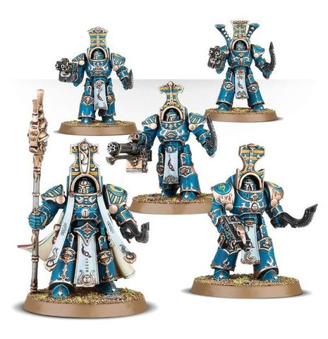 THOUSAND SONS SCARAB OCCULT TERMINATORS