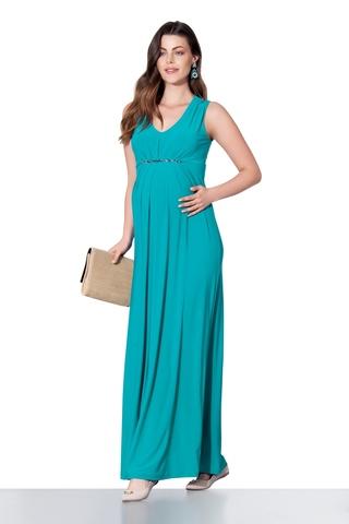 Платье 05543 зеленый