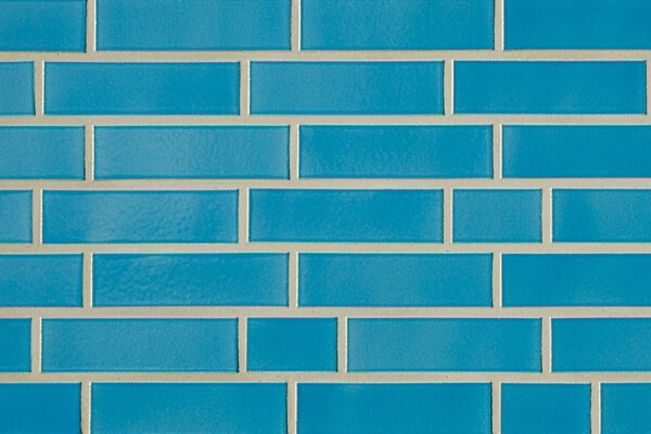 Плитка клинкерная под кирпич ABC, глазурованная, Hellblau 340, 240х71х10, NF