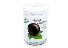 Черная смородина протертая с сахаром, 280г