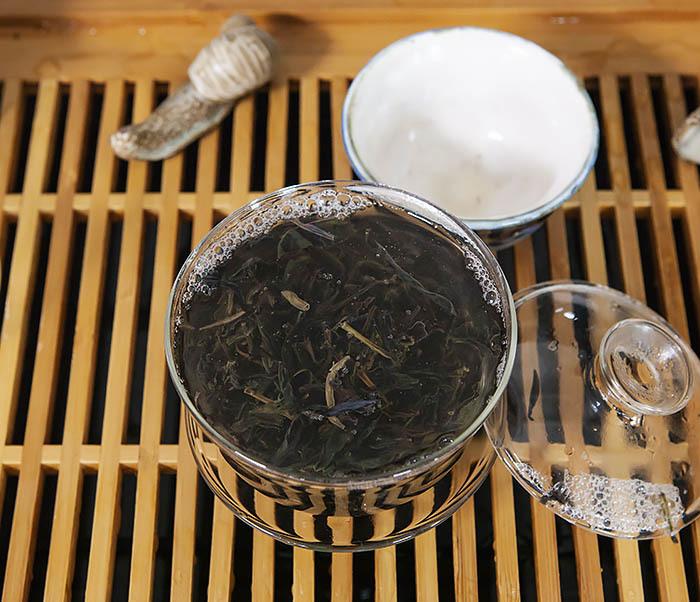 TEA-CH124 Китайский чай «Фиолетовый Шен Пуэр» (Цзы Цзюань, 50 гр) фото 10